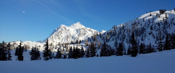 Mt. Shuksan, Whatcom County